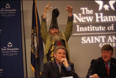 meet vermin supreme 2012 presidential candidate john