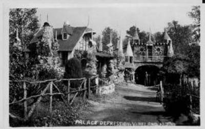 Coilhouse 187 Blog Archive 187 George Daynor And The Palace Of